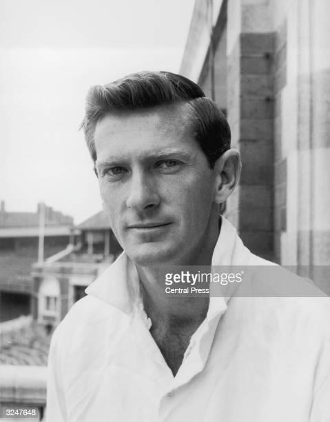 Glamorgan left-arm bowler and right-handed batsman Peter Walker.