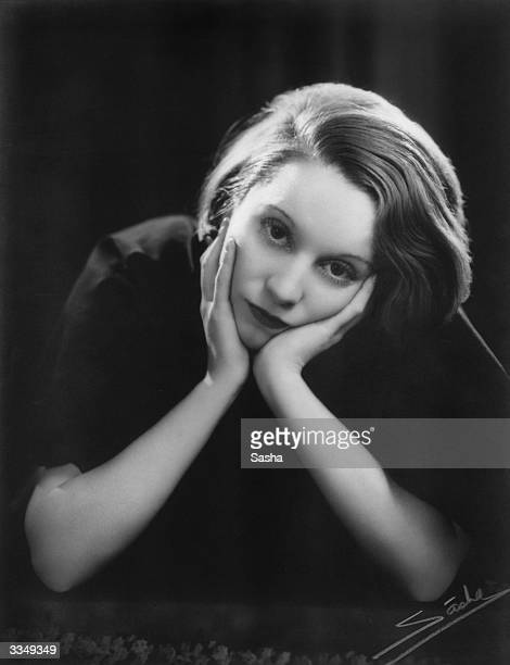 Elisabeth Bergner the stage name of German actress Elizabeth Ettel who settled in England in the 30's and married Paul Czinner