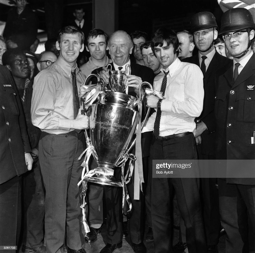 40 Years Since Matt Busby Retires From Manchester United