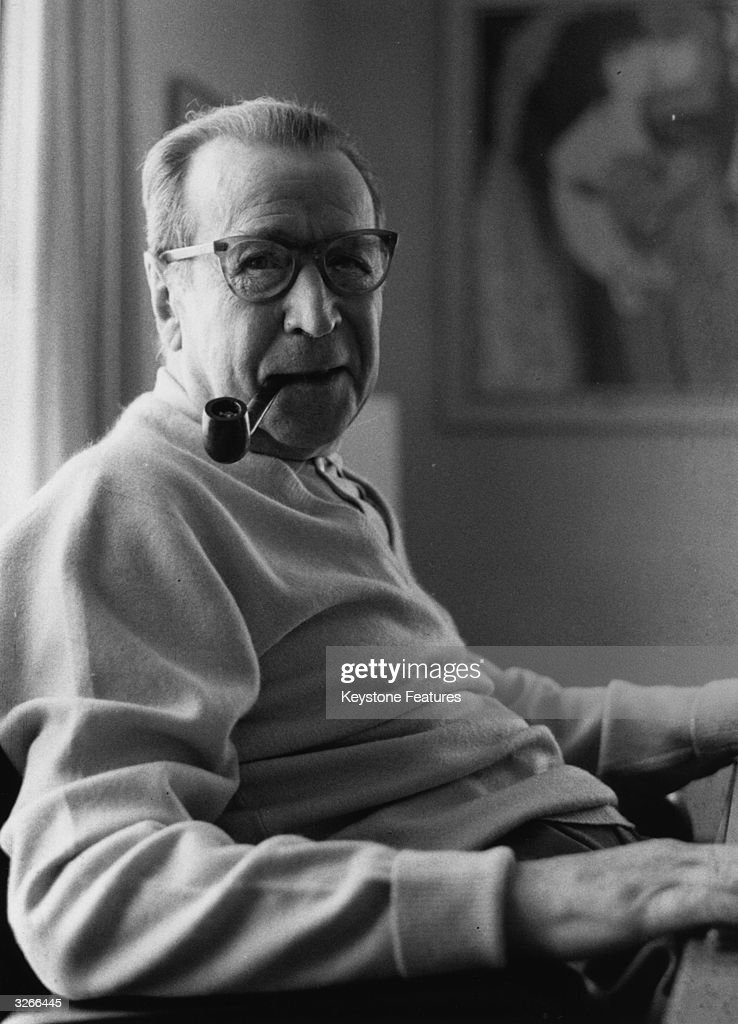 Georges Simenon : ニュース写真