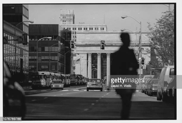 30th Street Amtrak Train Station