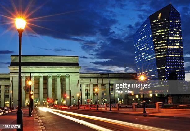 30th Street Station in Philadelphia