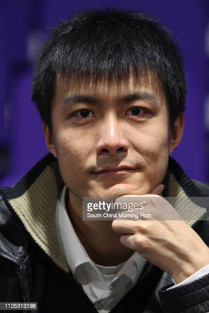 30yearold avantgarde theater director Wang Chong poses for a photo at the Trojan House Theater in Beijing on Mar 25 2012 25MAR12 Photo by Simon Song