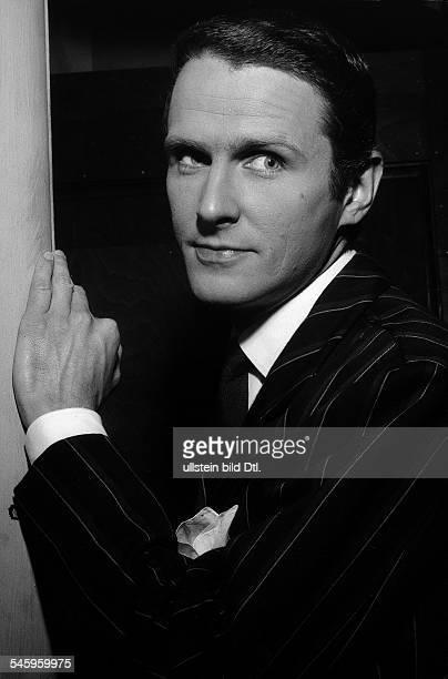 *Schauspieler Regisseur DPorträt um 1960