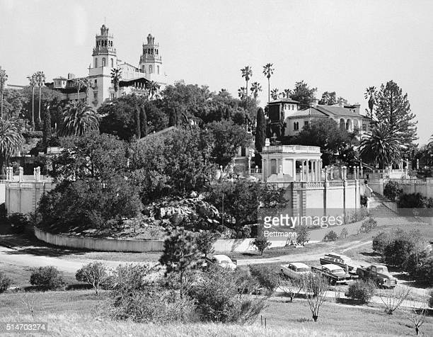 3/11/1958San Simeon CA The fabled hilltop estate of the late William Randolph Hearst San Simeon waits to become California's fanciest state Park...