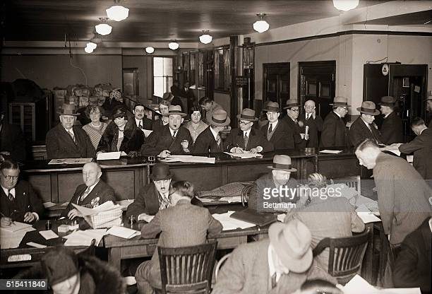3/14/1929New York New York These tardy persons stormed the bureau at Court Street in Brooklyn in order to file their income tax reports