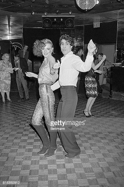 3/15/1979New York New YorkORIGINAL CAPTION READS No it's not but he does look like him Richie Klein a carpet layer from NYC's Queens goes through...