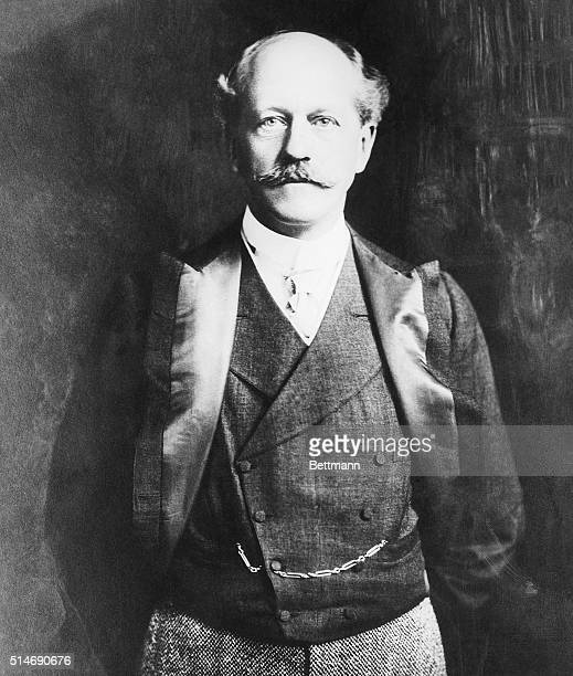 3/15/30Cambridge Massachusetts Photo of the late Percival Lowell brother of President Lowell of Harvard College whose research work of a half a...