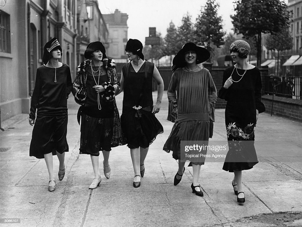 Twenties Glamour : News Photo