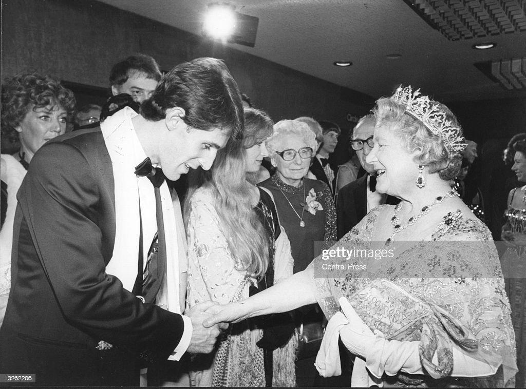 Royal Premiere : News Photo