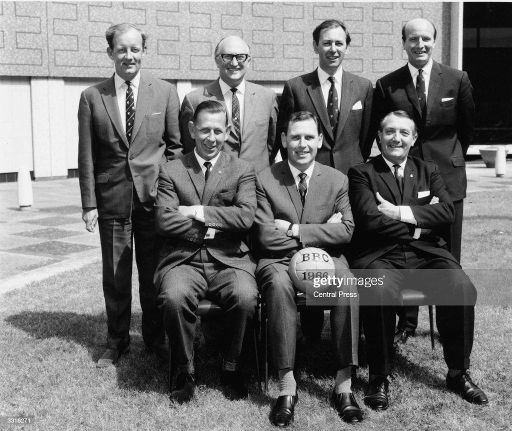 BBC World Cup Team : News Photo