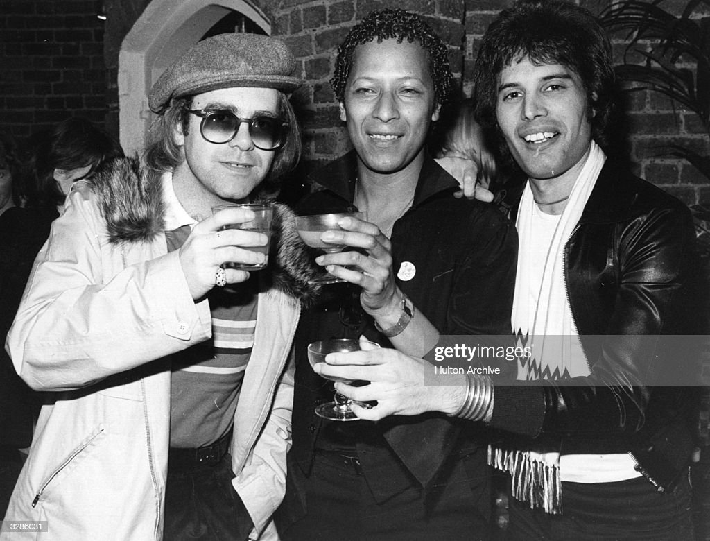 John, Peter & Freddie : News Photo