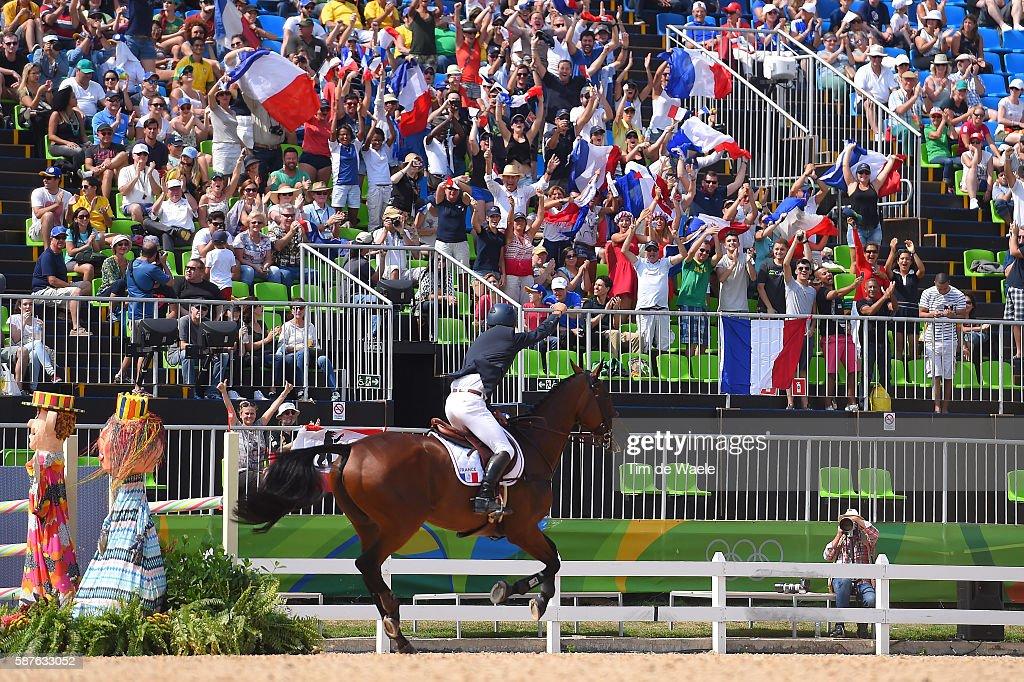 31st Rio 2016 Olympics / Equestrian : Fotografia de notícias