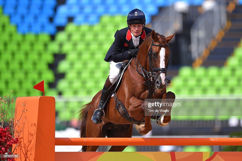 31st Rio 2016 Olympics / Equestrian : News Photo