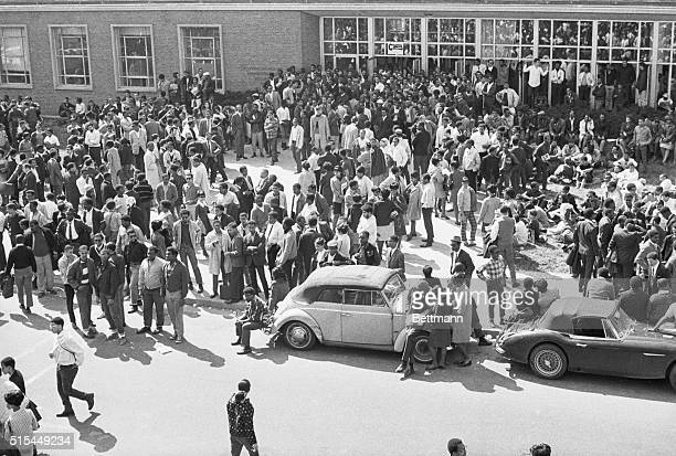 3/20/1968Washington DC Howard University was forced to shut down operations today because of a student protest sitin at the school's administration...