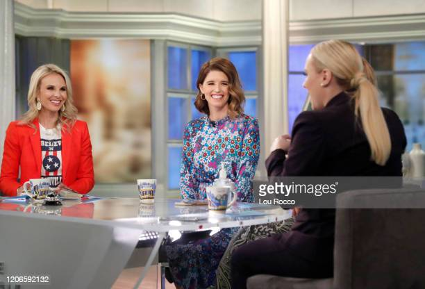 The View taped without a studio audience due to concerns over coronavirus on Wednesday March 11 2020 on ABC's The View The View airs MondayFriday...