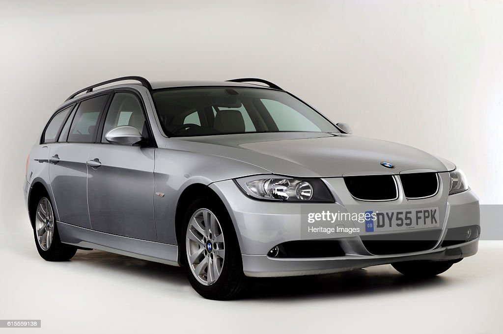 2005 BMW 320d Touring Pictures | Getty Images