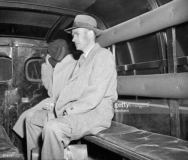 3/22/1951New York NY Alger Hiss former State Department official convicted of perjury in connection with the transmission of government secrets to a...