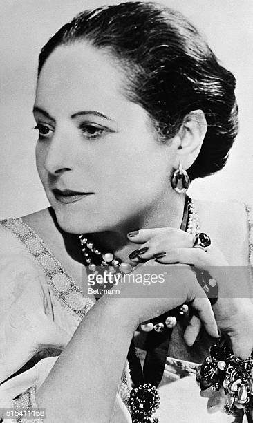 3/23/1940New York New York Among 13 prominent women chosen in a poll by 100 leading designers as America's 'bestdressed' was Helena Rubinstein chosen...