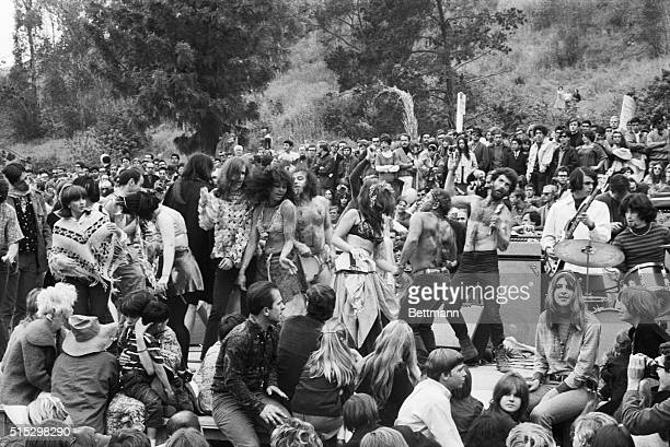 3/26/1967Los Angeles California An estimated 6000 youths attended a 'lovein' demonstration held to point up the desire of youth for love instead of...