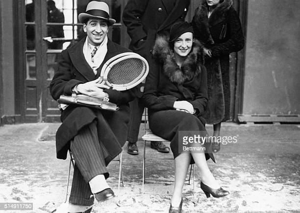 3/30/1932Paris France Famous French star and international champion so prominently in bringing the Davis Cup to France but who has been in retirement...