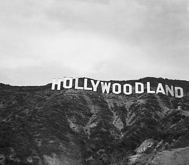 Hollywoodland Sign Pictures