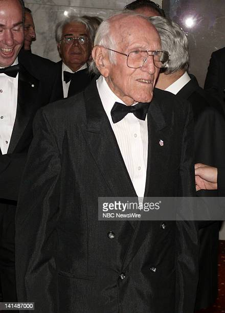 NBC NEWS NIAF 33rd Anniversary Conference and Awards Gala Pictured Louis Zamperini WWII Veteran and member of the1936 US Olympic Team during the...