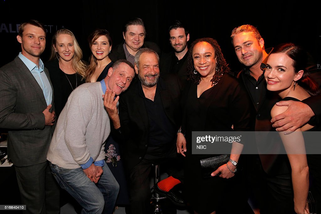 "NBCUniversal's ""PaleyFest: An Evening with Dick Wolf"""