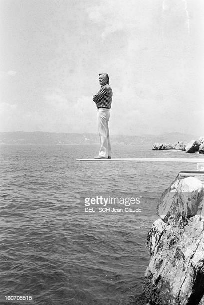 33rd Cannes Film Festival 1980 Kirk Douglas President Of The Jury En France en mai 1980 l'acteur de Kirk DOUGLAS président du jury de la...
