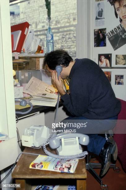 35e anniversaire de la société SVP le 23 décembre 1985 en France