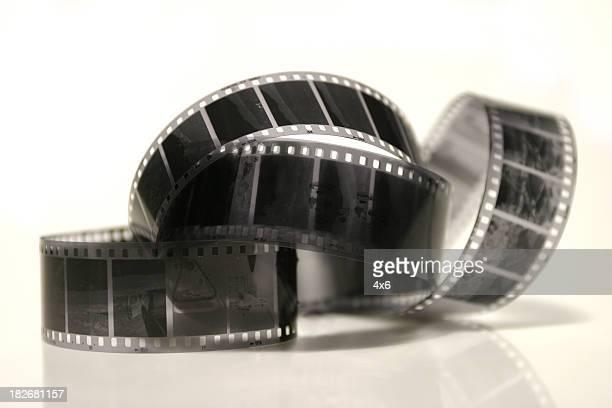 35mm film negative