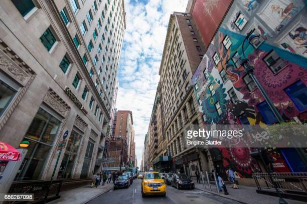 35th street in New York