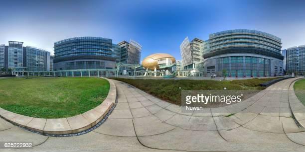 360-degree Panoramic View, Hong Kong Science Park