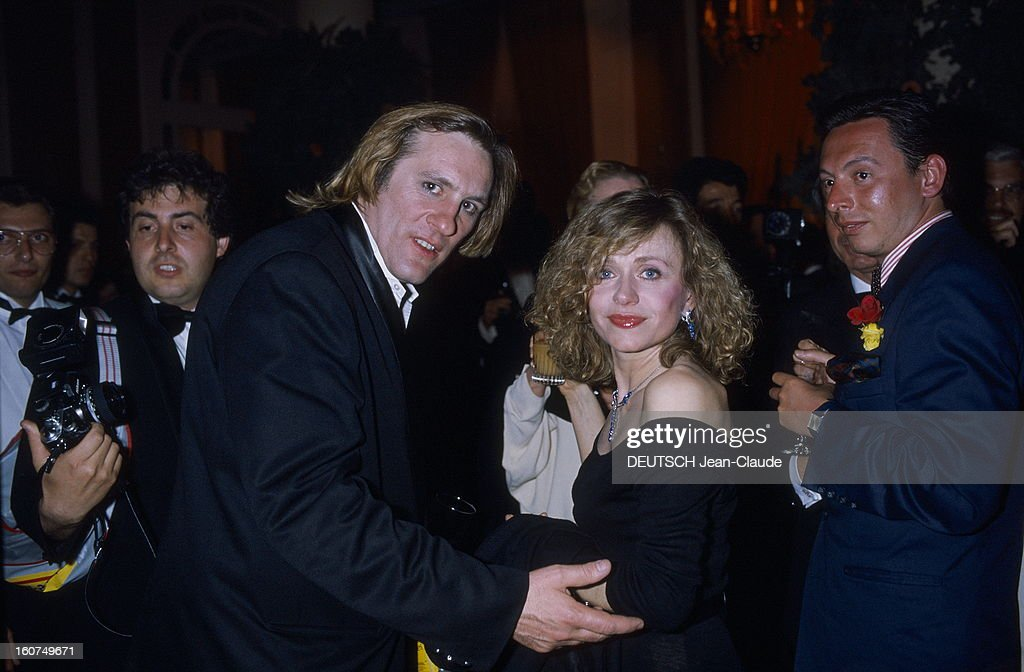 39th Cannes Film Festival 1986 : News Photo