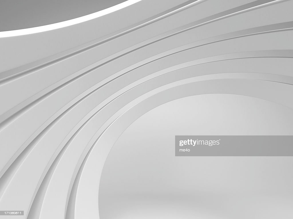 3d abstract architecture background : Stock Photo