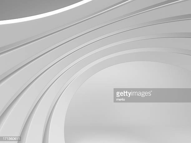 3d abstract architecture background - gray color stock photos and pictures