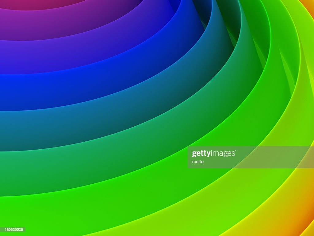 3d abstract colourful hi tech background : Stock Photo