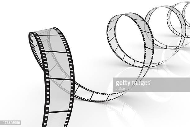 3d filmstrip - clip stock pictures, royalty-free photos & images