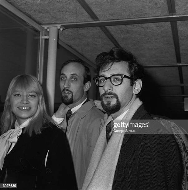 American folk group Peter Paul And Mary