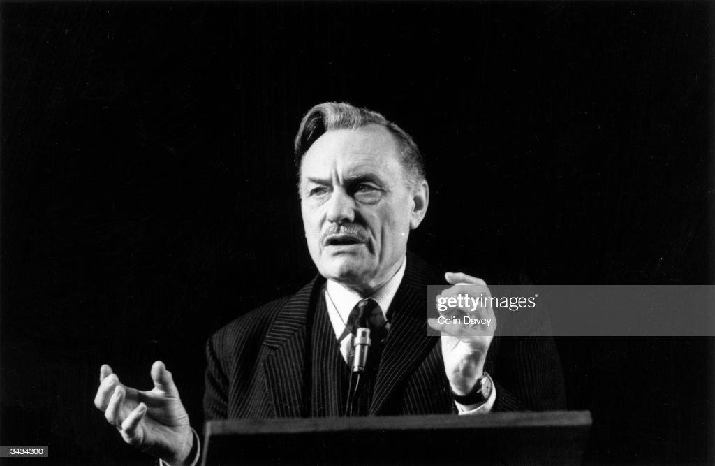 Enoch Speaks : News Photo