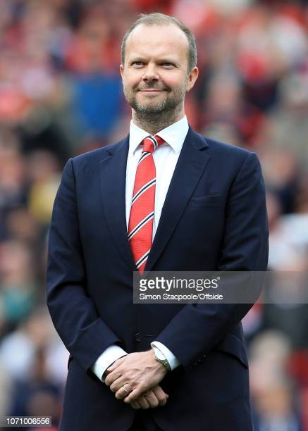 3rd April 2016 - Barclays Premier League - Manchester United v Everton - Man Utd Chief Executive Ed Woodward - .