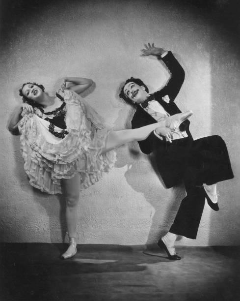 Danilova And Massine