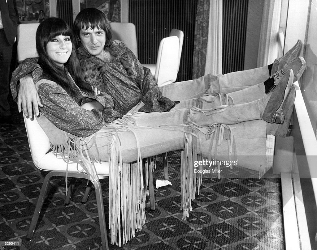 Sonny And Cher : News Photo
