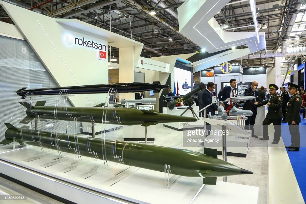 3rd Azerbaijan International Defence Exhibition , which will last