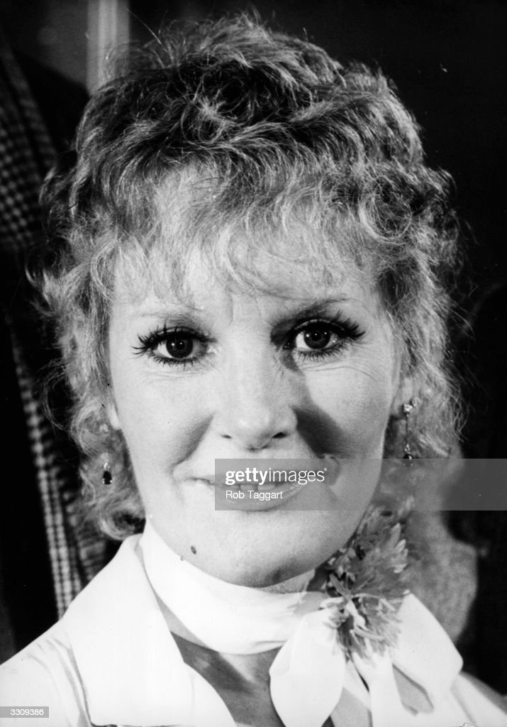 British popular singer Petula Clark.