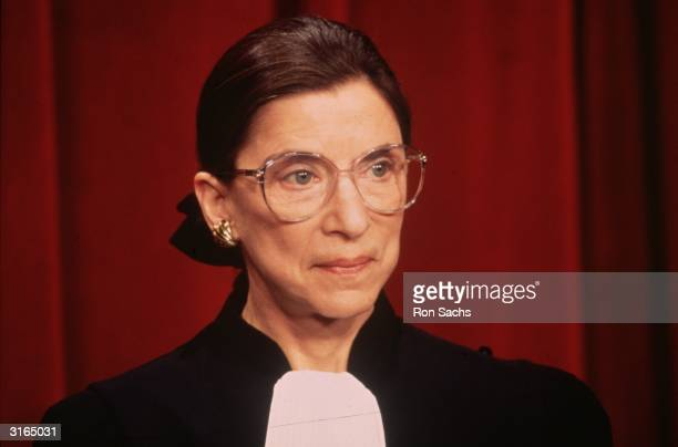 Associate Justice of the Supreme Court of the United States Ruth Bader Ginsberg