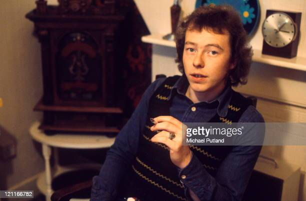 3rd DECEMBER: Peter Skellern, portrait, UK, 3rd December 1972.