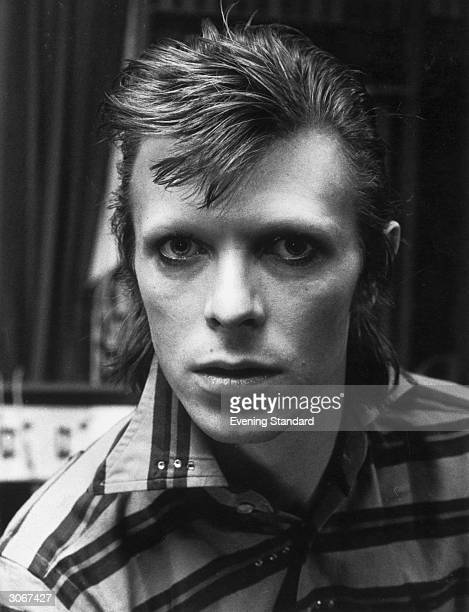 David Bowie pop star and actor