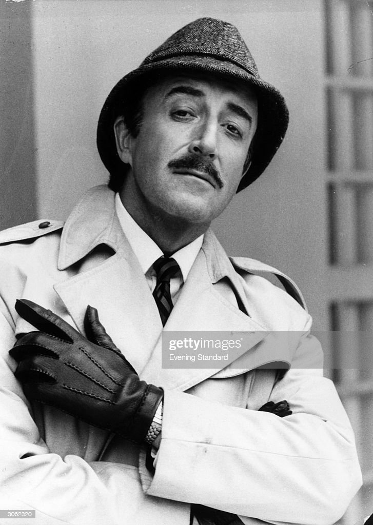 English comedian and actor Peter Sellers (1925 - 1980) as Inspector Clouseau in 'The Pink Panther Returns'.