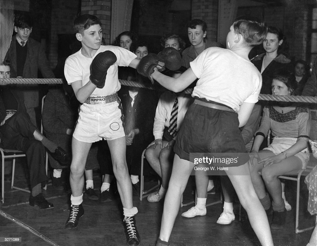 Sparring Practice : News Photo